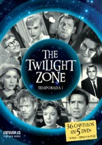 Jaquette the Twilight Zone (Temporada 1)