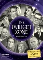 Jaquette the Twilight Zone (Temporada 2)
