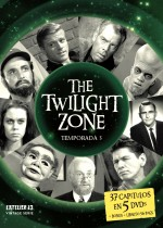 Jaquette the Twilight Zone (Temporada 3)