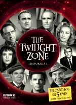 Jaquette the Twilight Zone (Temporada 4)