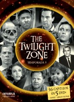 Jaquette the Twilight Zone (Temporada 5)
