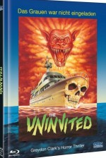 Jaquette The Uninvited - Cover A (DVD + BLURAY)