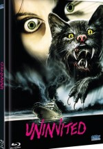 Jaquette The Uninvited - Cover B (DVD + BLURAY)