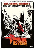 Jaquette The Vampire Lovers