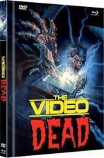 Jaquette The Video Dead (Blu-ray + DVD) Cover A
