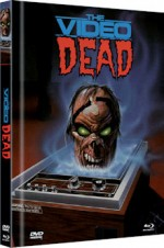 Jaquette The Video Dead (Blu-ray + DVD) Cover B
