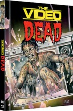 Jaquette The Video Dead (Blu-ray + DVD) Cover C