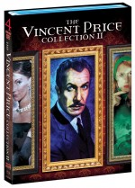 Jaquette The Vincent Price Collection II