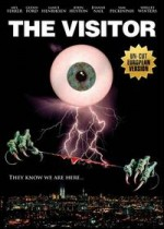 Jaquette The Visitor (30th Anniversary Edition)