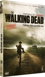 Jaquette The Walking Dead - L'int�grale de la saison 2