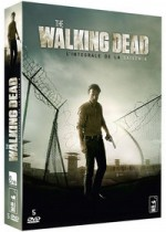 Jaquette The Walking Dead - L'intégrale de la saison 4