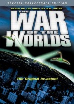 Jaquette The War of the Worlds (Special Collector's Edition)