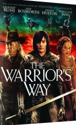 Jaquette The Warrior's Way