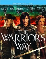 Jaquette The Warrior's Way (Blu-ray + DVD)