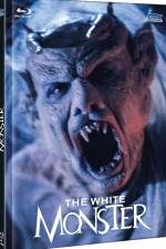 Jaquette The White Monster - Cover B (Bluray + DVD)