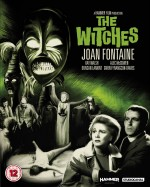 Jaquette The Witches (Blu-ray + DVD)