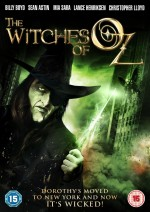 Jaquette The Witches of Oz