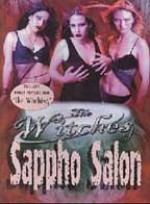Jaquette The Witches of Sappho Salon