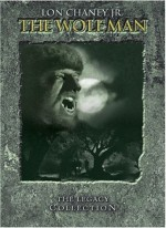 Jaquette The Wolf Man : The Legacy Collection