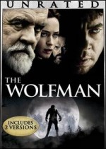 Jaquette The Wolfman (Rated/Unrated Versions)
