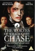 Jaquette The Wolves of Willoughby Chase