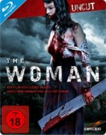 Jaquette The Woman - Limited Steelbook Edition