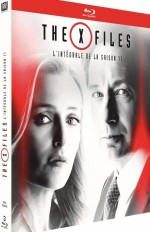 Jaquette The X-Files - Saison 11