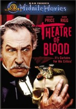 Jaquette THEATRE OF BLOOD
