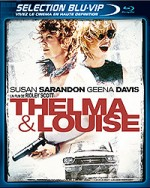 Jaquette Thelma & Louise (Blu-ray + DVD)