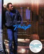 Jaquette Thief (Criterion DVD / Blu-Ray Combo)