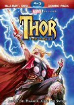 Jaquette Thor: Tales of Asgard