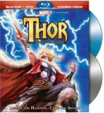 Jaquette Thor: Tales of Asgard (Blu-ray/DVD Combo)