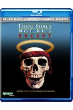 Jaquette Thou Shalt Not Kill... Except (Bluray/DVD Combo)