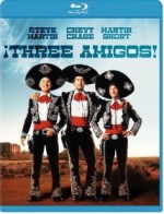 Jaquette Three Amigos