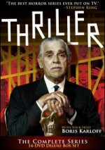 Jaquette Thriller: The Complete Series
