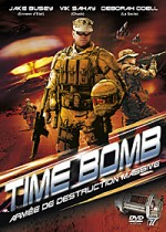 Jaquette Time Bomb - Arm�e de destruction massive