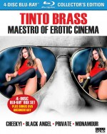 Jaquette Tinto Brass: Maestro Of Erotica Cinema (4 Disc Blu-Ray Box Set+DVD)