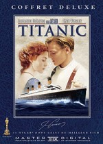 Jaquette Titanic Edition Collector Coffret 4 dvd THX