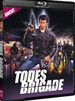 Jaquette Todes-Brigade - combo Dvd + Blu-ray