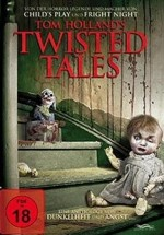 Jaquette Tom Hollands Twisted Tales
