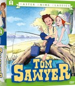 Jaquette Tom Sawyer - Int�grale