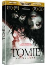 Jaquette Tomie Unlimited