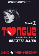 Jaquette Tongue and the Lost Films of Briditte Maier EPUISE/OUT OF PRINT