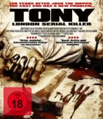 Jaquette Tony : London Serial Killer