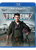 Jaquette Top Gun (�dition Limit�e - Blu-ray 3D)