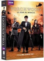 Jaquette Torchwood - Saison 4 (Miracle Day)
