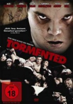 Jaquette Tormented