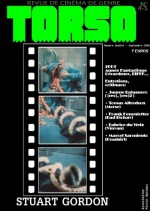 Jaquette Torso 04-05 : Stuart Gordon (N° Double) EPUISE/OUT OF PRINT