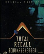 Jaquette Total Recall (�dition Collector - �dition limit�e - �dition Sp�ciale)