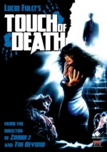 Jaquette TOUCH OF DEATH EPUISE/OUT OF PRINT
